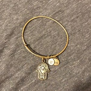 Alex and Ani Jewelry - Hand of Fatima Alex&Ani bracelet